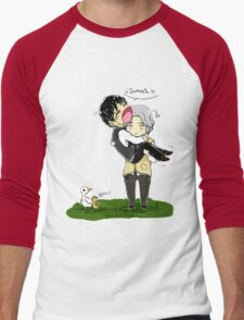 Heronstairs and ducks T-Shirt