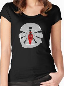 A space odissey Women's Fitted Scoop T-Shirt