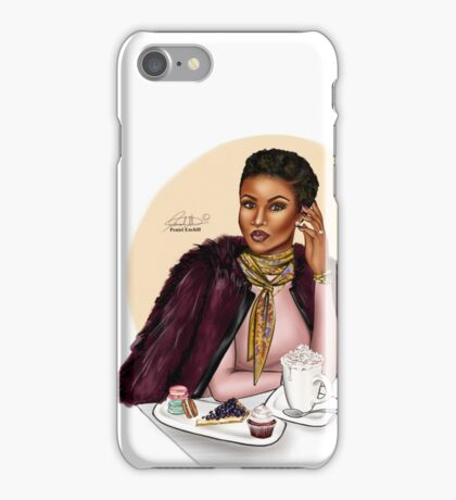 November Beauty iPhone Case/Skin