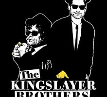 The kings layer brothers- Game of Thrones by vsvprog