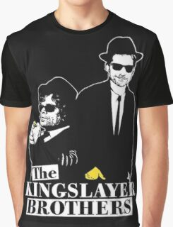 The kings layer brothers- Game of Thrones Graphic T-Shirt