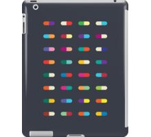 Pills (Dark Horz) iPad Case/Skin