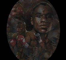 The Growth of Floyd Mayweather by Jsafcol6