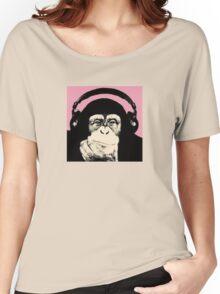 Monkey Music Women's Relaxed Fit T-Shirt