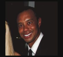 Tiger Woods - Drunk Smile Meme Funny by mowaleed666