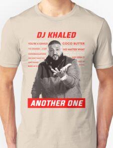 Another One - DJ Khaled T-Shirt