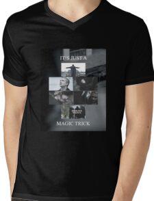 Magic Trick Mens V-Neck T-Shirt