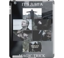 Magic Trick iPad Case/Skin