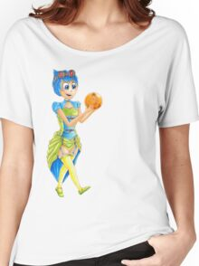 Steampunk Joy Mash Up Inside Out Women's Relaxed Fit T-Shirt