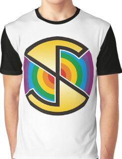Spectrum - T-Shirt Print Graphic T-Shirt