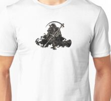 Death Skeleton  Unisex T-Shirt