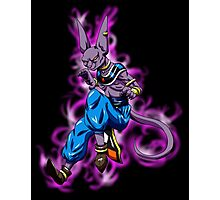 Lord Beerus Photographic Print
