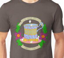 I Love My Sweet-Tea Unisex T-Shirt
