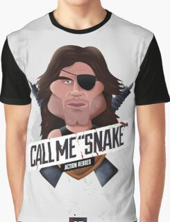 Call me Snake Graphic T-Shirt