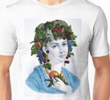 Autumn - 1871 - Currier & Ives Unisex T-Shirt