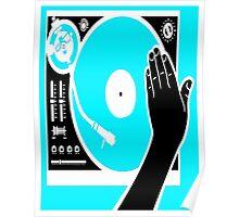 DJ SPINIT! Poster