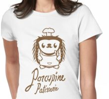 Classic Logo Womens Fitted T-Shirt