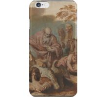Giovanni Francesco Barbieri, called Il Guercino  Young Boy in Armor iPhone Case/Skin