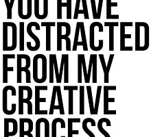 Creative Process by Anna Wilson