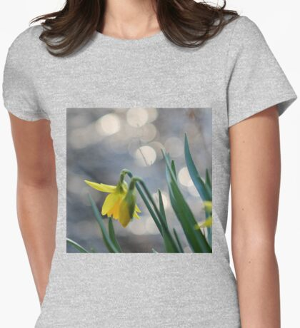 Daffodil Womens Fitted T-Shirt