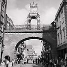 Chester Eastgate Clock by Andy Freer