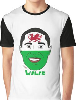EURO  2016  Wales Graphic T-Shirt