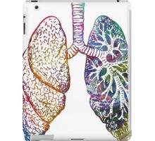 Lungs - Colours iPad Case/Skin