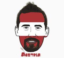 EURO  2016 Austria by ilqarch