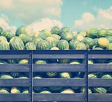 watermelons and clouds  by studiobuenaonda