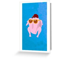 Friends thanksgiving Greeting Card