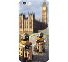 Dalek Invasion Earth  iPhone Case/Skin
