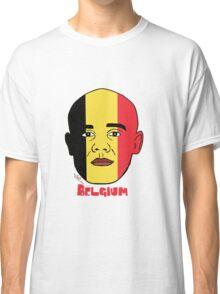 EURO  2016  Belgium Classic T-Shirt