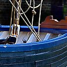 A wooden boat by cclaude