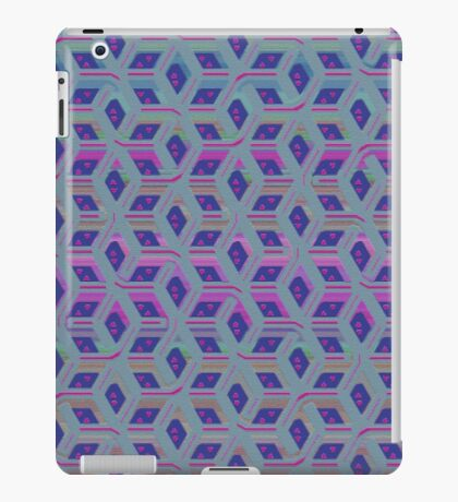 dunnoz knit #2 iPad Case/Skin