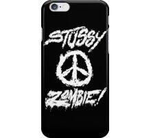 Flatbush Zombie X Stussy iPhone Case/Skin