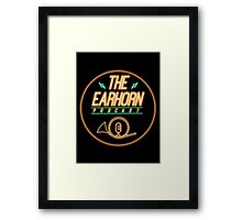The EarHorn Podcast! Framed Print