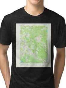 New York NY Mallory 130423 1957 24000 Tri-blend T-Shirt