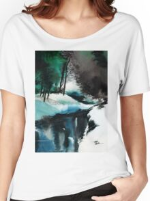 Ice Land Women's Relaxed Fit T-Shirt