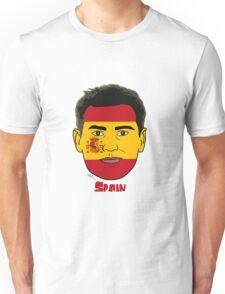 EURO  2016  Spain Unisex T-Shirt