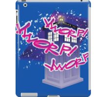 VWORP! iPad Case/Skin