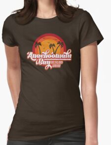 'Anaeho'omalu Bay Womens Fitted T-Shirt