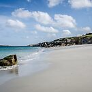 A Brittany Beach by DebbyScott
