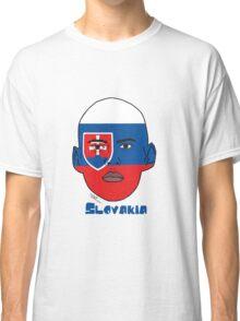 EURO  2016  Slovakia Classic T-Shirt