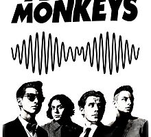 Arctic Monkeys by oli5eh