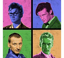 DR WARWHOL Photographic Print