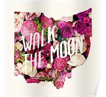 Walk the Moon Roses Poster
