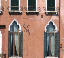 Venice's Architecture Sticker