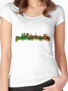 York England Women's Fitted Scoop T-Shirt