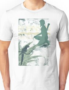 Books Collection: Robinson Crusoe Unisex T-Shirt
