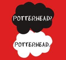 Potterhead - TFIOS  Kids Tee